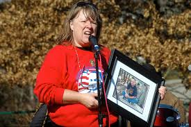 This is Leslie Boyd. Listening to the rousing speech she gave at the Healthcare Justice March will get your blood pumping!